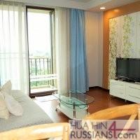 Аренда квартиры с 1-й спальней в Baan Sansuk Condo на юге Хуа Хина — 70503
