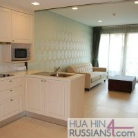 Аренда квартиры  на 2 спальни в центре Хуа Хина в Marrakesh — 70175