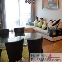 Аренда квартиры с 1й спальней на юге Хуа Хина  в Baan Sansuk — 70195