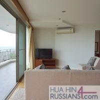 Аренда квартиры на севере Хуа Хина в Boat House с видом на море — 70177