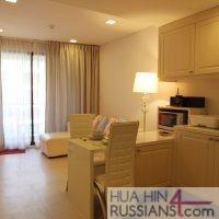 Аренда квартиры с 1й спальней в центре Хуа Хина в Marrakesh Hua Hin Resort & Spa — 70181