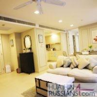 Аренда квартиры на 2 спальни в центре Хуахина в Marrakesh Hua Hin Resort — 70178