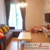 Аренда квартиры на 2 спальни на юге Хуа Хина в My Resort Apartment Hua Hin — 70193
