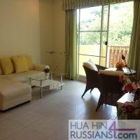 Аренда квартиры с 1й спальней в центре Хуа Хина в Mykonos — 70183