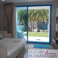 Аренда квартиры на севере Хуахина на 2 спальни в Crest Santora — 70187