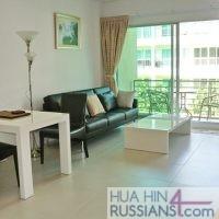 Аренда квартиры с 1 спальней в центре Хуа Хина в Baan San Pluem — 70625