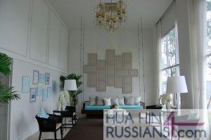 Аренда квартиры-студии на юге Хуа Хина в Baan Peang Ploen — 70641 на  за 16000