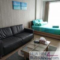 Аренда квартиры-студии на юге Хуа Хина в Baan Peang Ploen — 70634