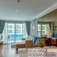 Аренда квартиры с 2 спальнями на юге Хуа Хина в My Resort Hua Hin — 70640