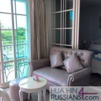 Аренда квартиры с 1 спальней на юге Хуа Хина в Summer Hua Hin — 70639