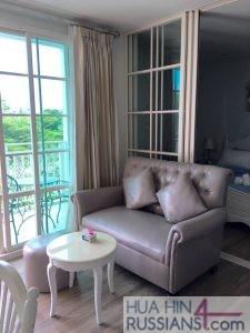 Аренда квартиры с 1 спальней на юге Хуа Хина в Summer Hua Hin — 70639 на  за 30000