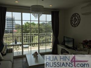 Аренда квартиры с 1 спальней на юге Хуа Хина в Summer Hua Hin — 70638 на  за 30000