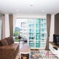 Аренда квартиры с 1 спальней на юге Хуа Хина в Summer Hua Hin — 70637