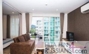 Аренда квартиры с 1 спальней на юге Хуа Хина в Summer Hua Hin — 70637 на  за 28000