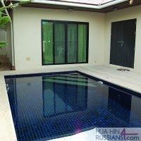 Аренда виллы на 2 спальни с бассейном на юге Хуа Хина — 80088