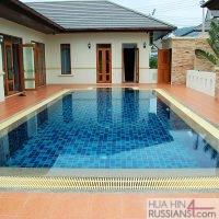 Аренда дома с 3мя спальнями и огромным бассейном в Nice Breeze — 80087