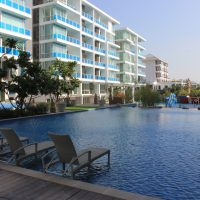 Аренда квартиры на 2 спальни в Хуа Хине на Такиабе в My Resort — 70485